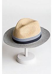 Paper Braid Straw Safari Hat