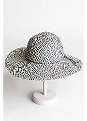 Charmed Straw Floppy Hat