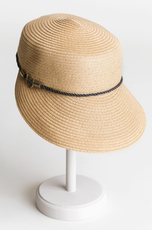 Sanibel Packable Toyo Straw Facesaver Hat
