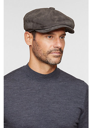 Stetson Classic Suede Ivy Cap