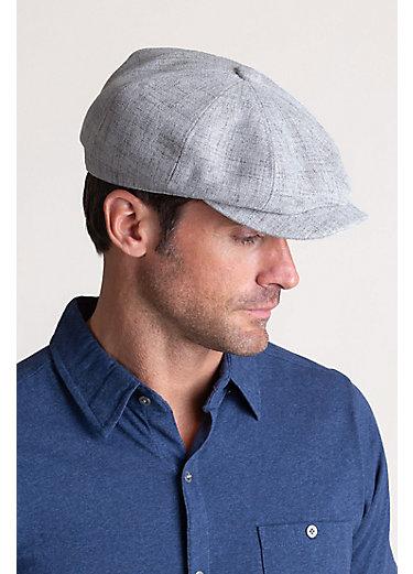 Stetson Textured Newsboy Ivy Cap