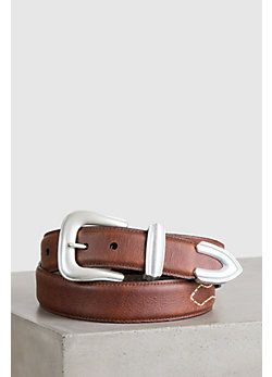 Overland Dalton Bison Leather Belt