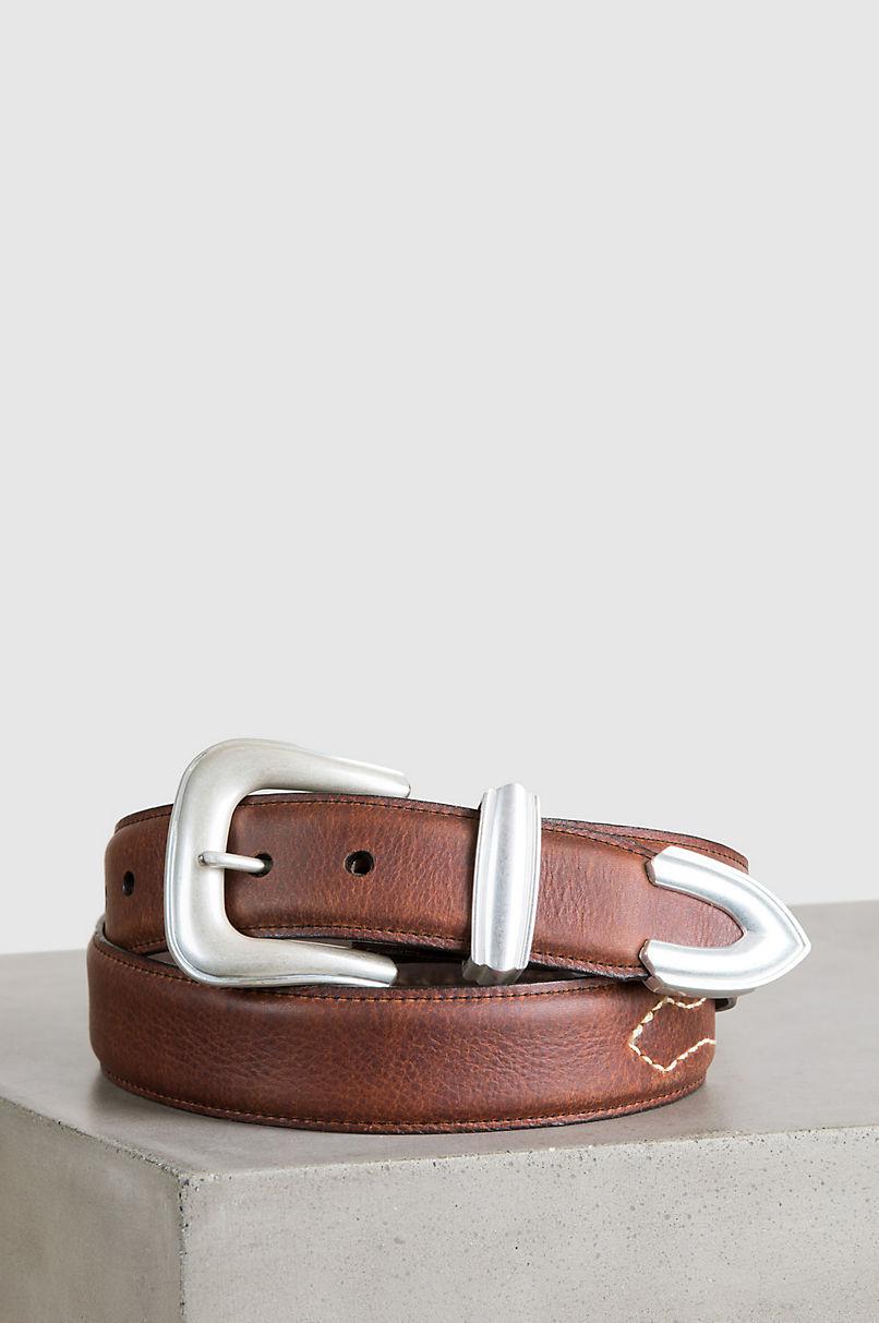 Overland Dalton Bison Leather Belt