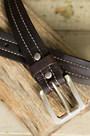 Overland Mojave II Bison Leather Belt