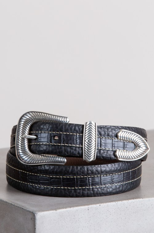 Coloma Bison Leather...