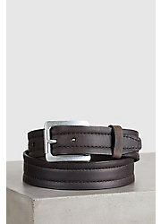 Overland Parker Bison Leather Belt