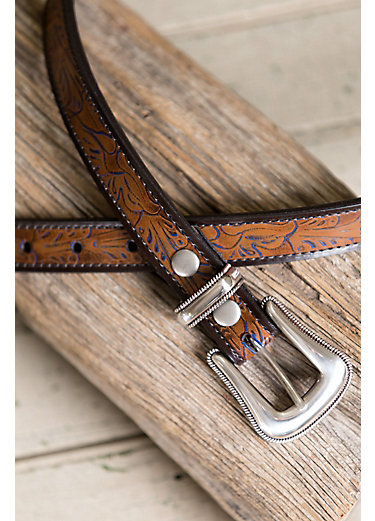 Overland Tularosa Bison Leather Belt