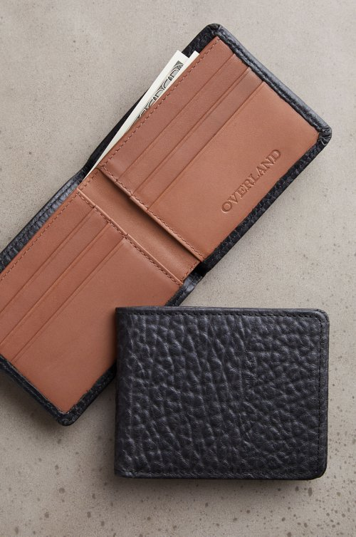 Bison Leather...