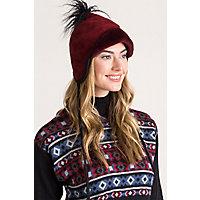 1930s Style Hats   30s Ladies Hats Tibetan Shearling Sheepskin Trapper Hat $235.00 AT vintagedancer.com