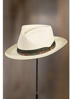 San Luis Biltmore Straw Panama Hat