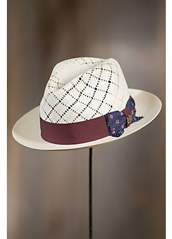Dartmouth Biltmore Straw Panama Hat