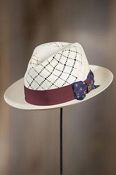 Biltmore Dartmouth Breezer Straw Panama Hat