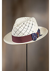 Biltmore Dartmouth Straw Breezer Panama Hat