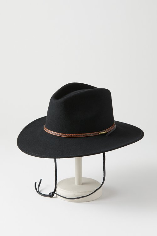 Rover Crushable Wool Felt Safari Hat