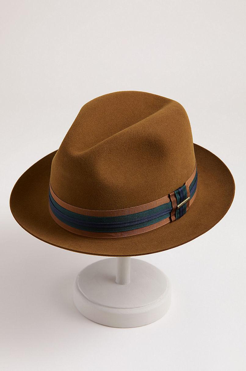 de6b8e42ef36eb Goorin Bros. Good Boy Wool Felt Fedora Hat | Overland