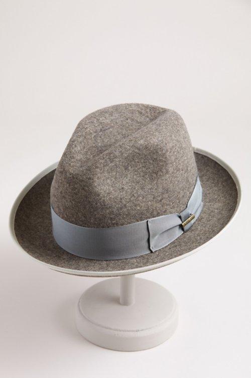 Malcolm Wool Felt Fedora Hat