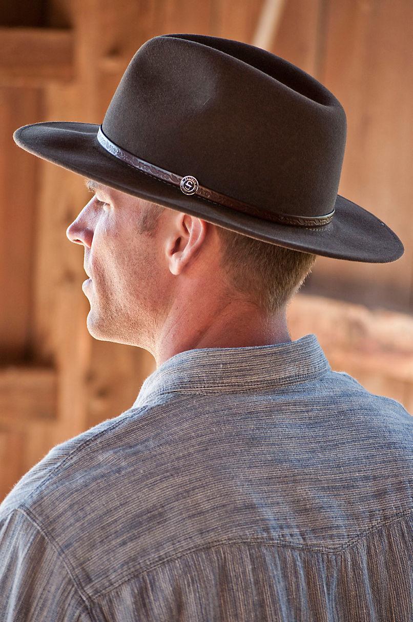 de094497c4e00 Men s Stetson Cromwell Crushable Wool Hat
