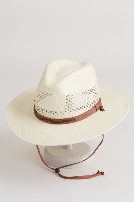 Stetson Airway Straw Panama Hat