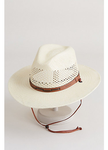 Stetson Airway Breezer Straw Panama Hat