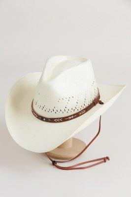 Stetson Santa Fe Straw Hat