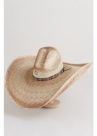 Charlie 1 Horse Coyote Straw Sombrero