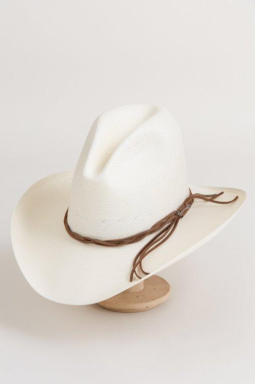 Stetson Shantung Gus Straw Cowboy Hat