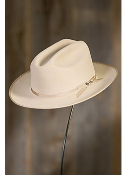 Stetson Royal Open Road Fur Felt Hat