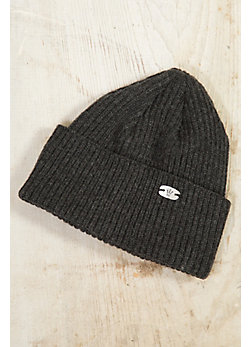 Classic Cashmere Beanie Watch Cap in Wooden Gift Box