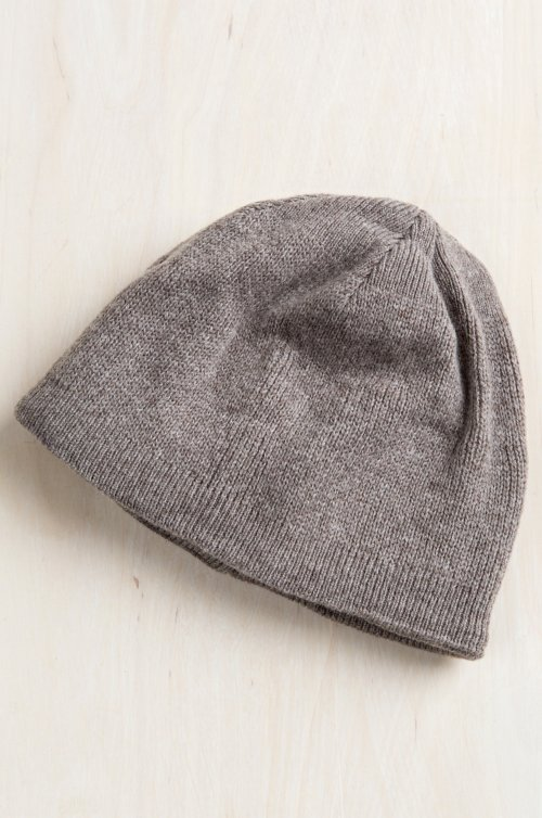 Richmond Knitted Merino Wool Beanie Hat