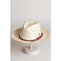 Carlos Santana Costello Sisal Fedora Hat