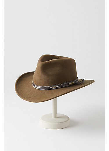 Teton Crushable Wool Cowboy Hat
