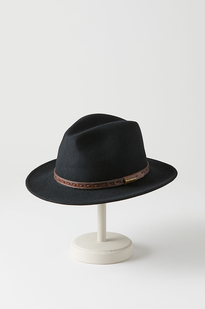 Overland Sierra Crushable Wool Safari Hat