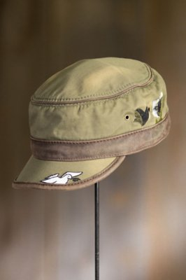 Spirit Embroidered Cadet Cap