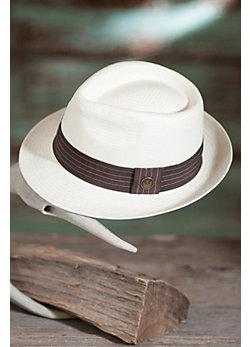 Goorin Bros. Snare Straw Fedora Hat