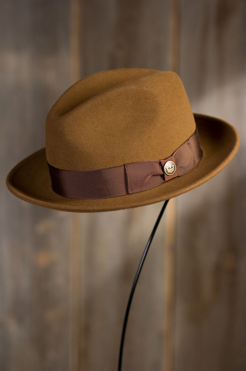 2787bbfd7b207 Goorin Bros. Dean the Butcher Wool Fedora Hat