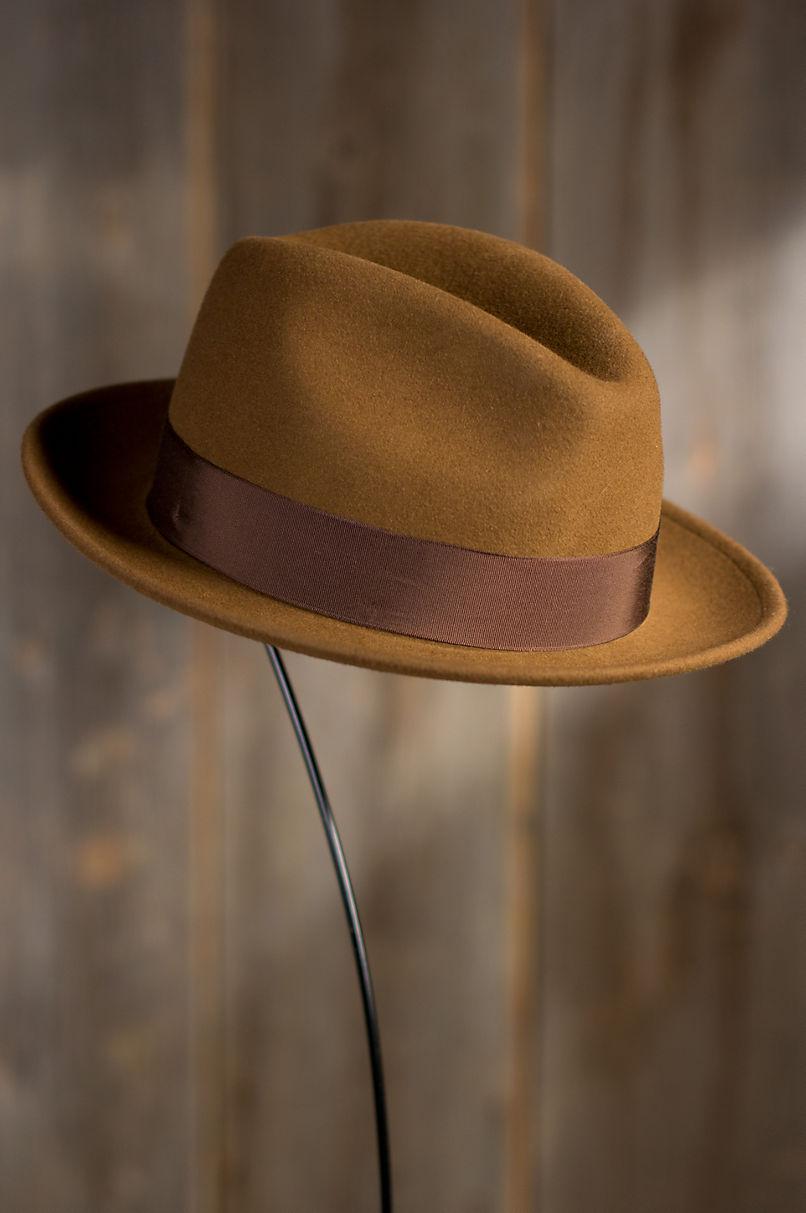 30b93dea1dca1 Goorin Bros. Dean the Butcher Wool Fedora Hat