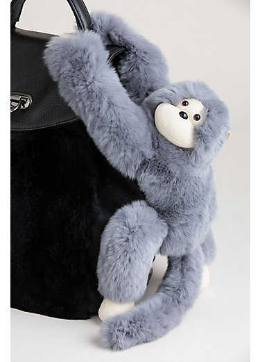 Magnetic Rex Rabbit Fur Monkey