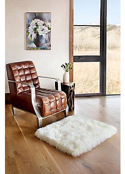 Overland 2' x 3' Premium Australian Sheepskin Rug
