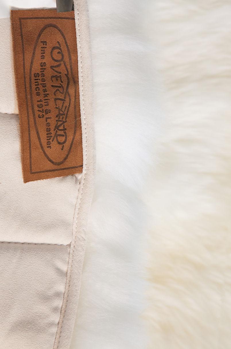 Overland 8' Round Premium Australian Sheepskin Rug