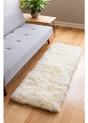 Overland 2' x 6' Premium Australian Sheepskin Rug