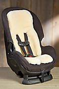 Overland Sheepskin Stroller and Car Seat Liner