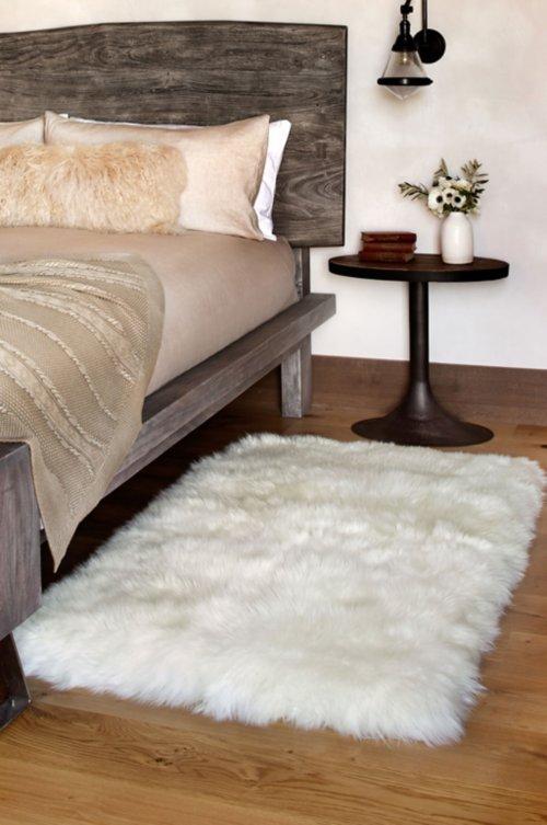 Overland 3' x 5' Premium Australian Sheepskin Rug