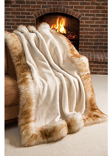 Nordic Palace Premium Australian Sheepskin Throw