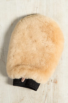 Sheepskin Washing Mitt