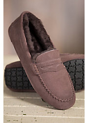 Women's Overland Grace Sheepskin Moccasin Slippers