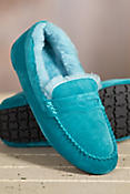 Women's Overland Grace Sheepskin Moccasin Slippers