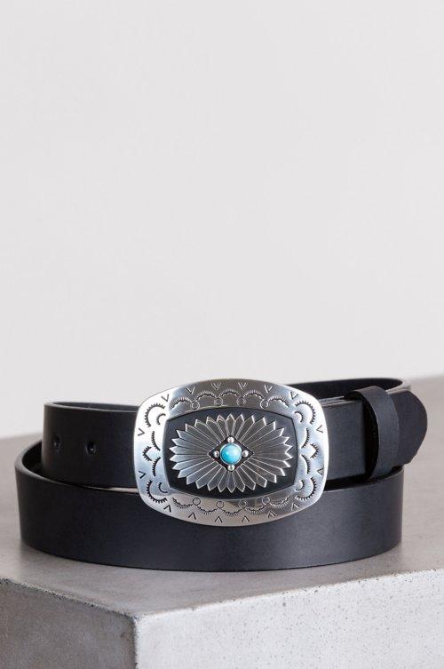 Santa Rosa Leather Belt