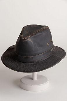 Kenya Weathered Cotton Safari Hat