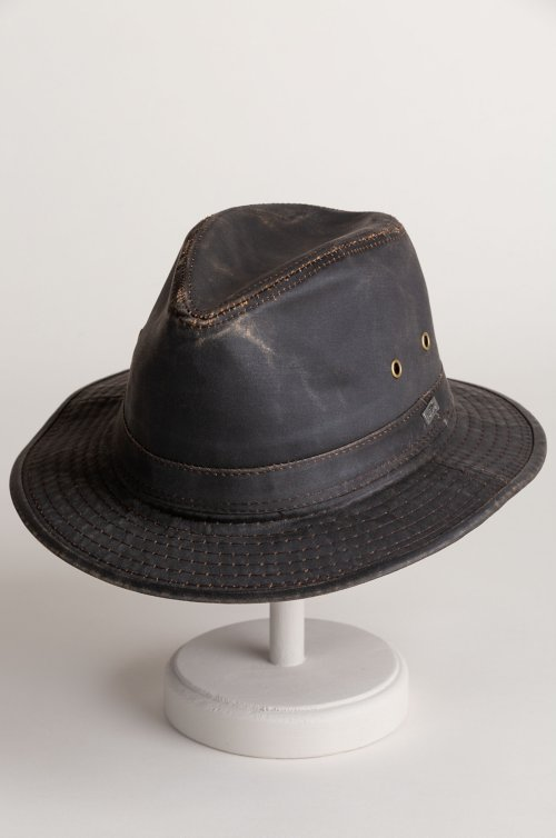 Kenya Weathered Cotton Safari Hat
