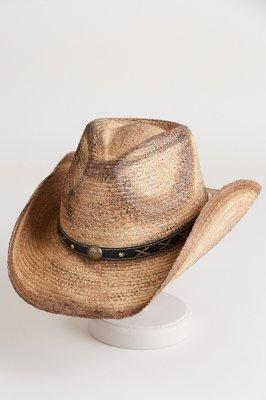The Signal Organic Raffia Hat